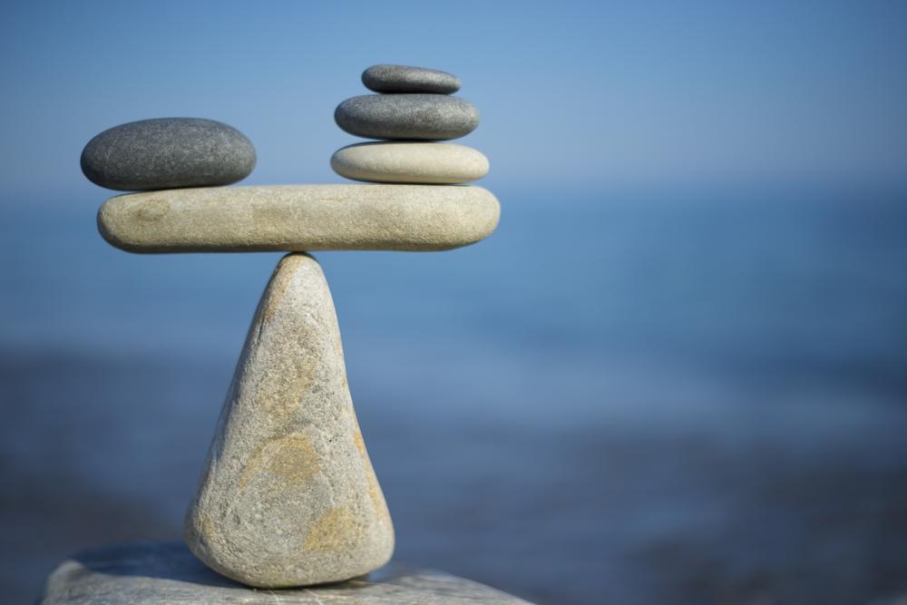 Equilibre vs déséquilibre - Thérapeute Monteux